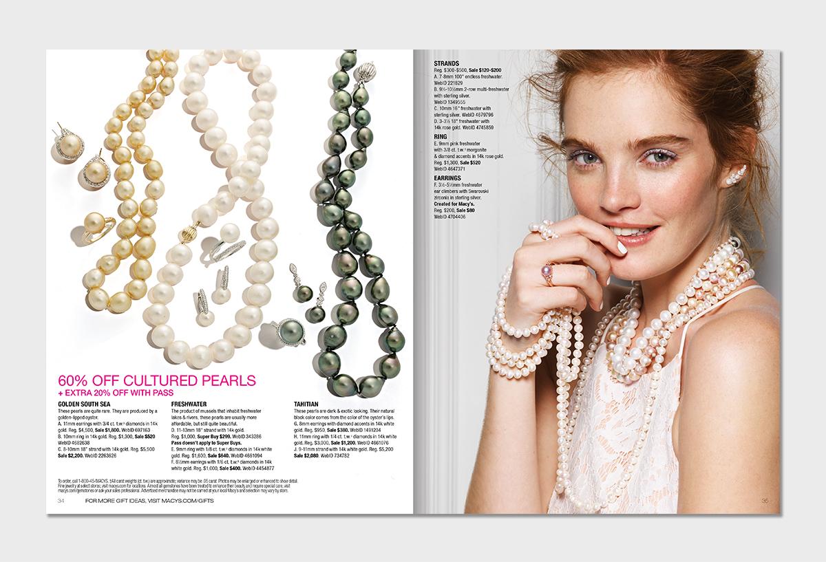 macy s fine jewelry catalog rebecca agatstein